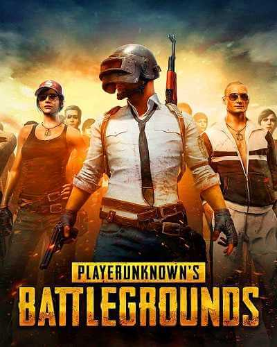 PLAYERUNKNOWN'S BATTLEGROUNDS: PUBG