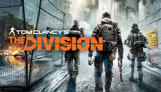 THE DIVISION Standard Edition
