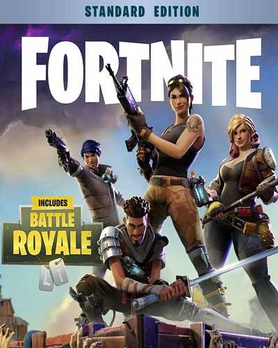 Fortnite: Save The World – Standard