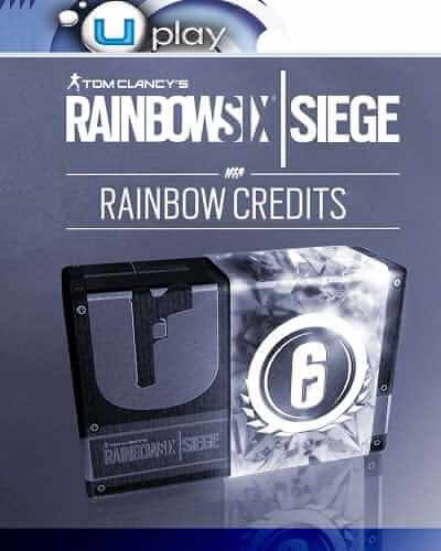 Rainbow Six Siege Credit Uplay