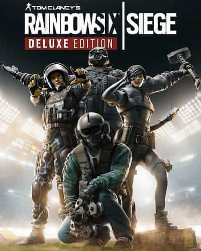 Rainbow Six Siege Deluxe Edition - Uplay