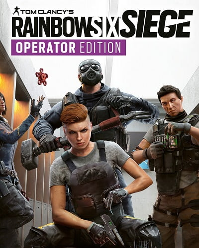 Rainbow Six Siege Operator Edition