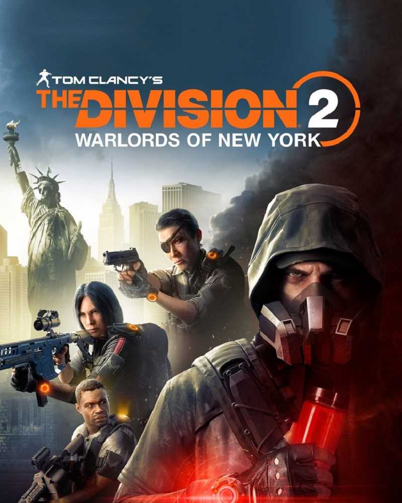 The Division 2 - Warlords Edition