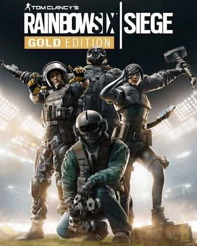 Rainbow Six Siege Gold Edition – Steam