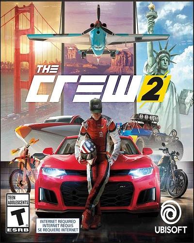 The Crew 2-uplay
