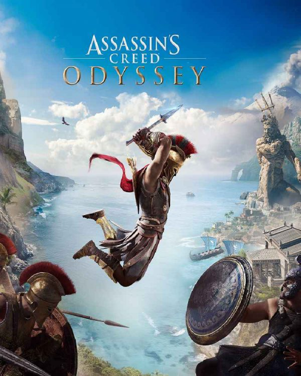 Assassin's Creed Odyssey - Standard Edition-uplay