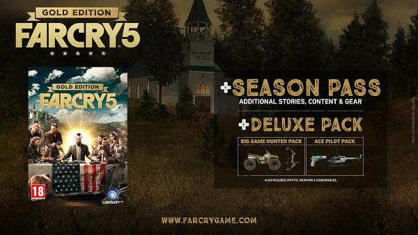 Far Cry 5 - Gold Edition