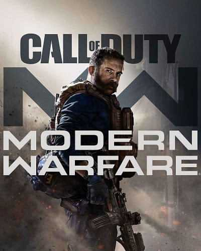 Call of Duty Modern Warfare Standard Edition