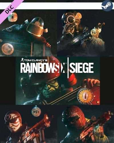 Rainbow Six Siege Bushido Set – Steam