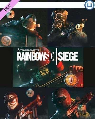 Rainbow Six Siege Bushido Set Uplay