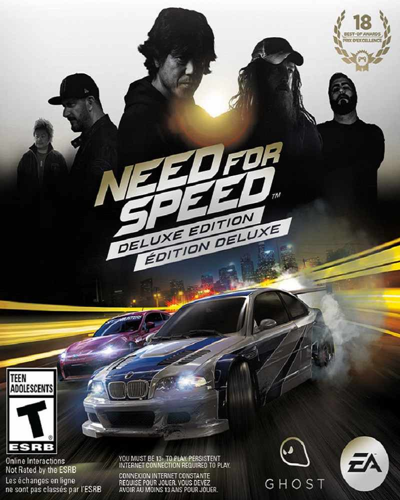 Need for Speed Deluxe Edition 2016