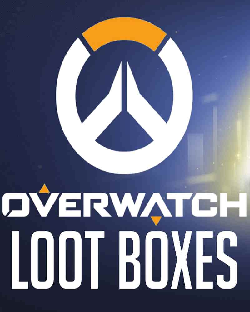 Overwatch Anniversary Loot Boxes