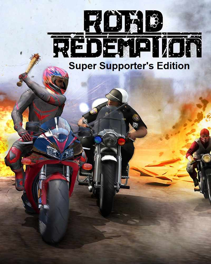 Road Redemption: Super Supporter's Edition