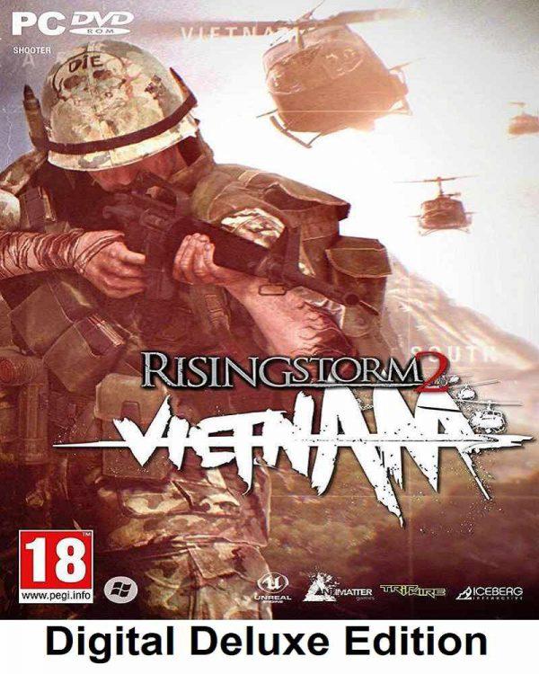 Rising Storm 2 Vietnam - Digital Deluxe Edition