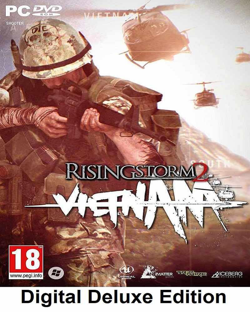 Rising Storm 2 Vietnam - Digital Deluxe Edition