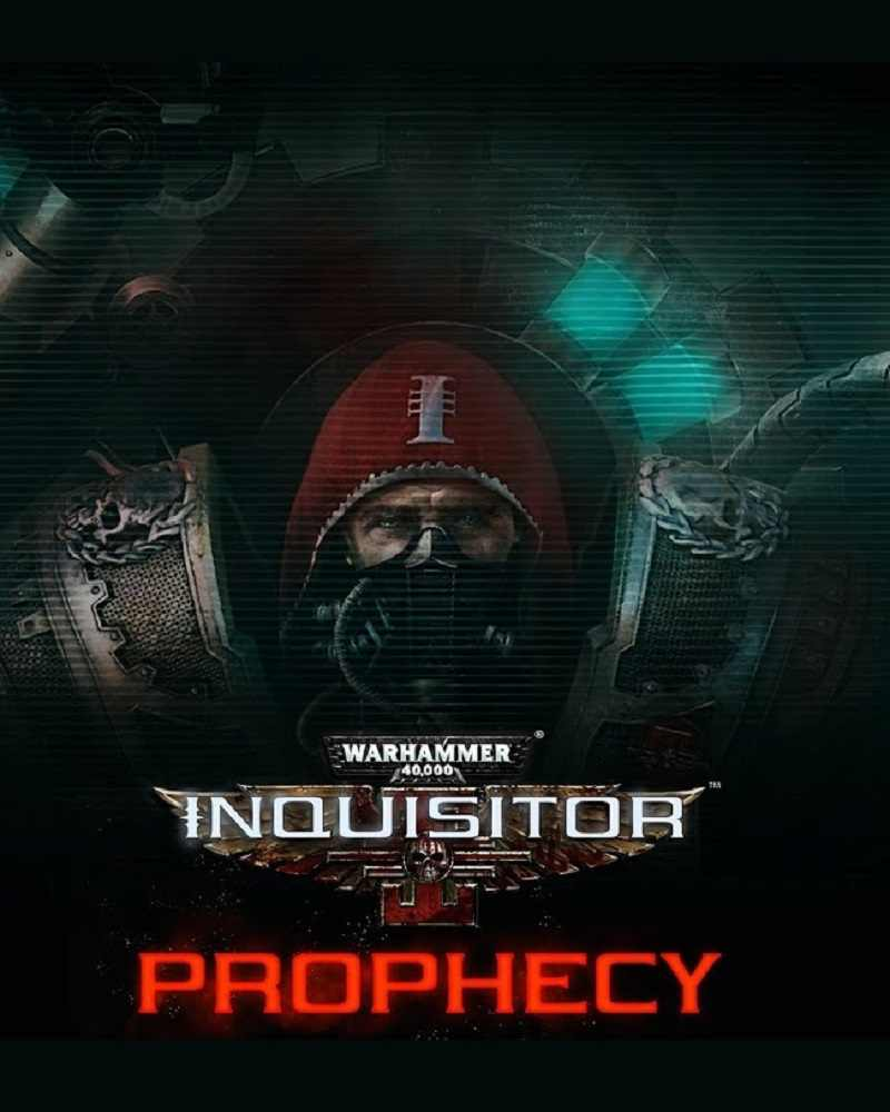 WARHAMMER 40,000 INQUISITOR PROPHECY