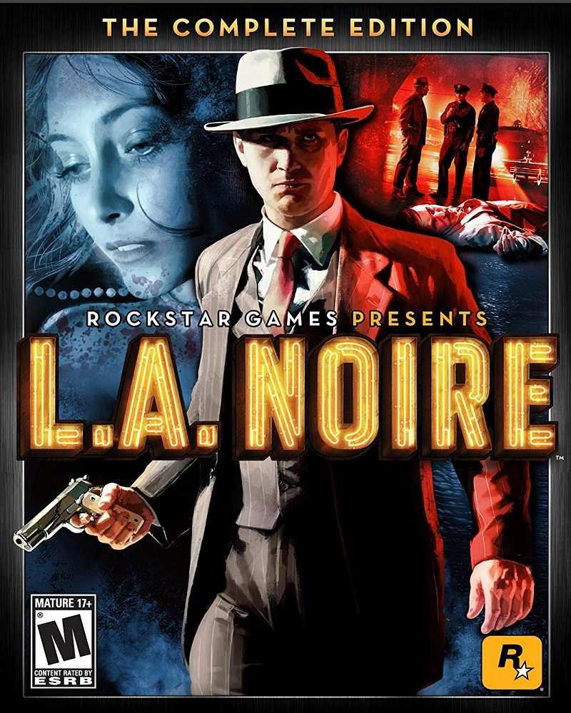 L.A. NOIRE COMPLETE EDITION