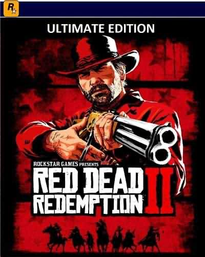 Red Dead Redemption 2 Ultimate Edition Rockstar