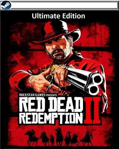 Red Dead Redemption 2 Ultimate Edition Steam