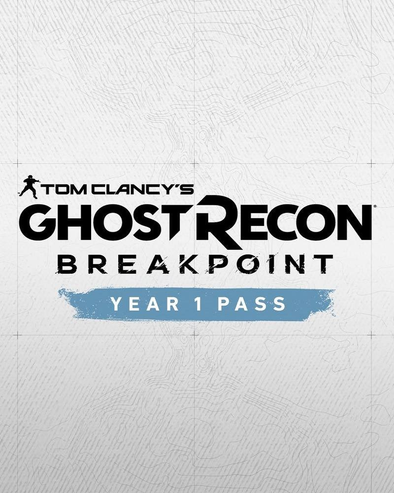 Tom Clancy's Ghost Recon Breakpoint Year 1 Pass