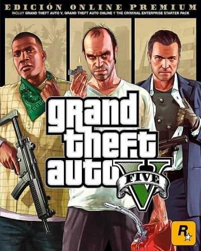 GTA V Premium Edition Rockstar