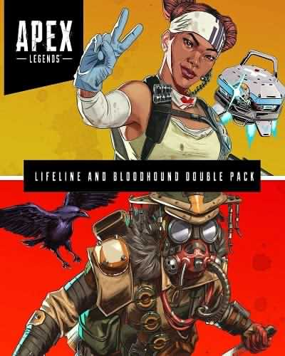 Apex Lifeline and Bloodhound Double Pack