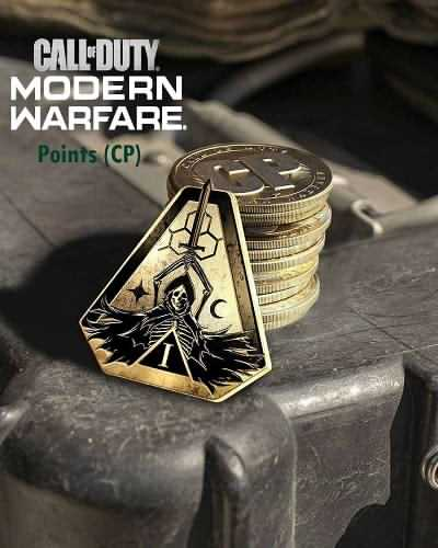 Call of Duty Modern Warfare Points