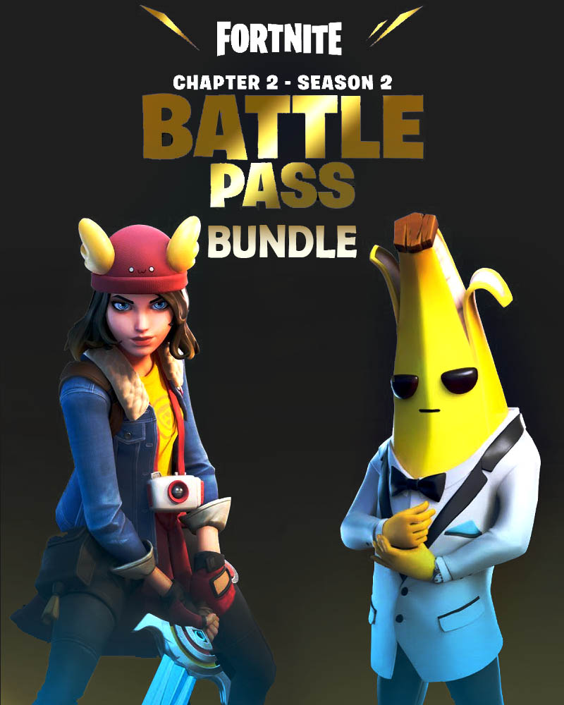 Fortnite Battle Pass Bundle
