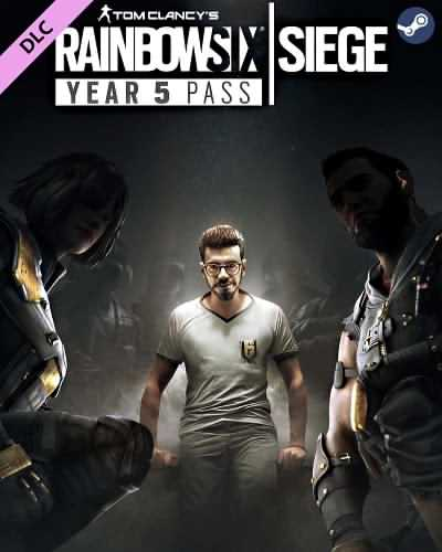 Rainbow Six Siege Year 5 Pass – Steam