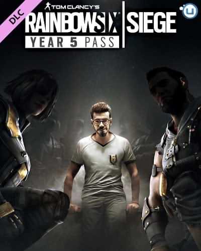 Rainbow Six Siege Year 5 Pass Uplay