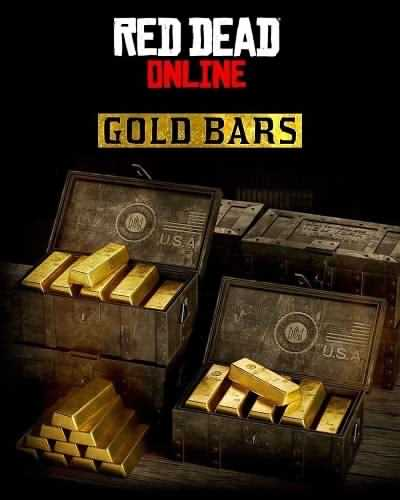 Red Dead Online Gold Bars Rockstar