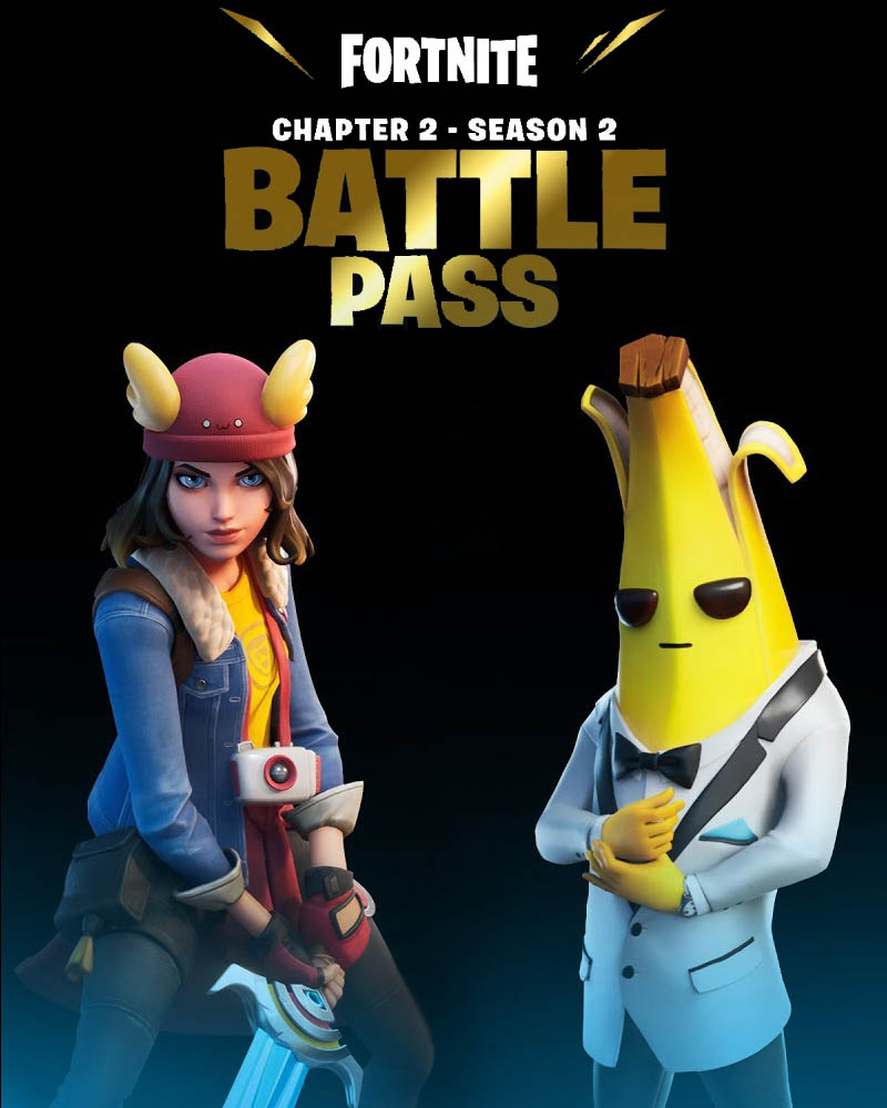 Fortnite Battle pass  chapter 2 season 2