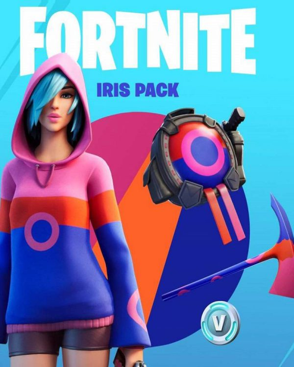 fortnite iris pack