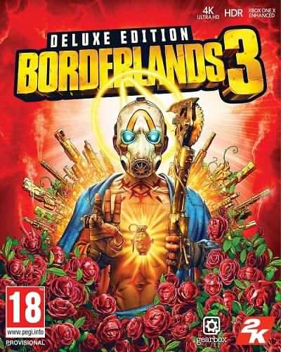 Borderlands 3 Digital Deluxe Edition