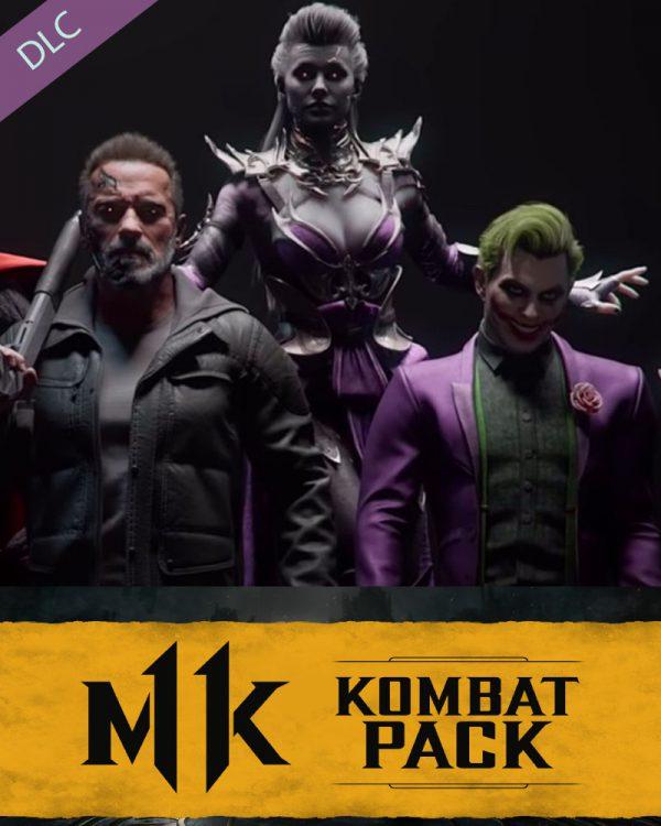 Mortal Kombat 11 Kombat Pack DLC