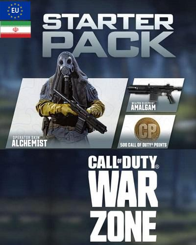 Call of Duty: Warzone - Starter Pack - EU