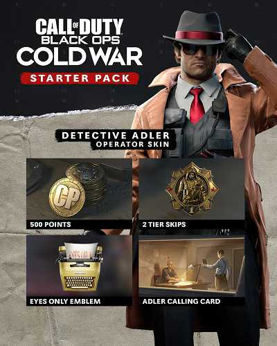 Call of Duty: Black Ops Cold War - Starter Pack