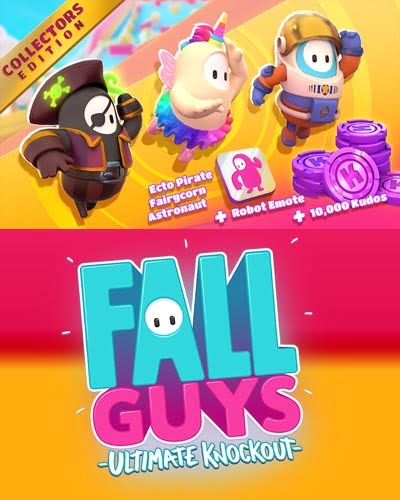 Fall Guys Collector's Edition