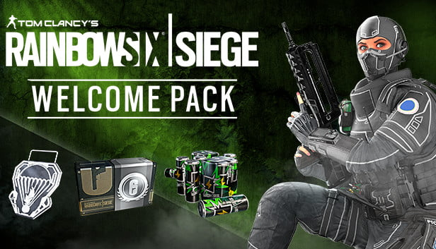 Rainbow Six Siege - Welcome Pack - Steam