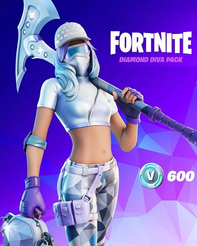 Fortnite - The Diamond Diva Pack