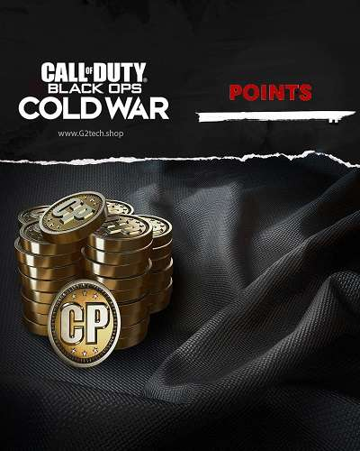 Call of Duty: Black Ops Cold War Points
