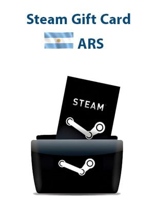 Steam Gift Card - Argentina