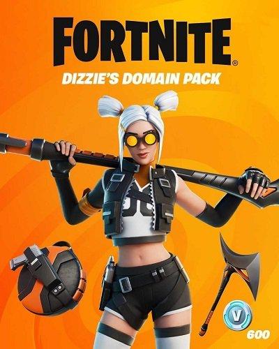 Fortnite - Dizzie's Domain Pack