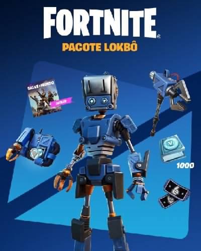 Fortnite - Lok-Bot Pack