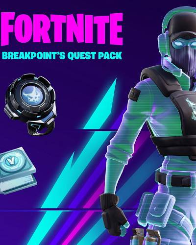 Fortnite - Breakpoint's Quest Pack