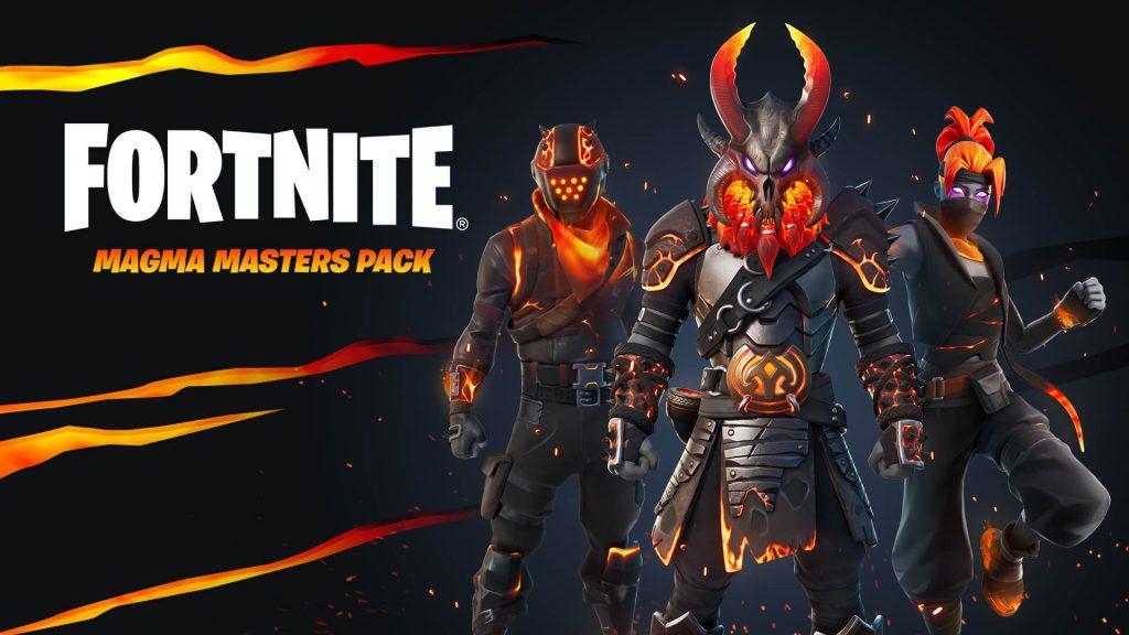 Fortnite - Magma Masters Pack