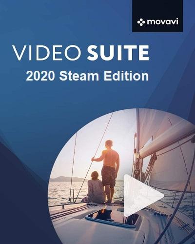 Movavi Video Suite 2020 Steam Edition