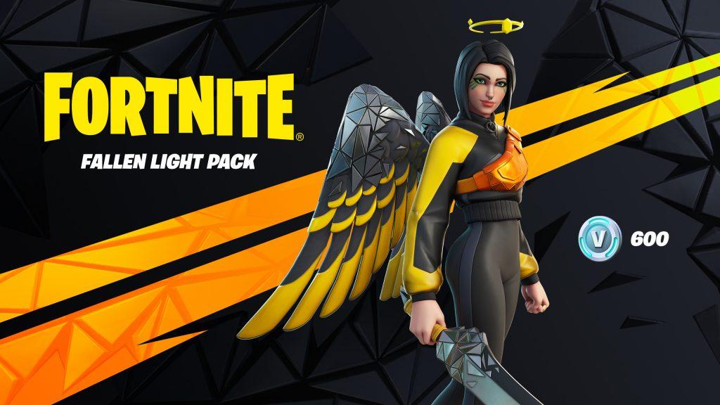 Fortnite Fallen Light Pack